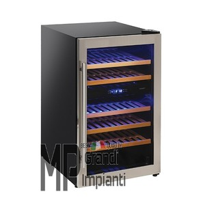 Cantina refrigerata vino 31 bottiglie (0,75) doppia temperatura-CW36DT