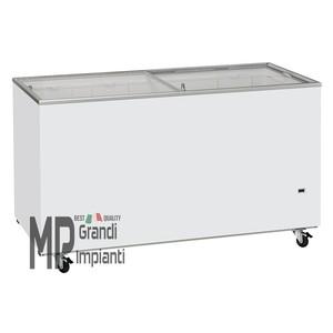 Congelatore a pozzetto vetri scorrevoli 500 l.-CFG508