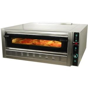 Forno pizza a gas 9 pizze diam. 35 cm