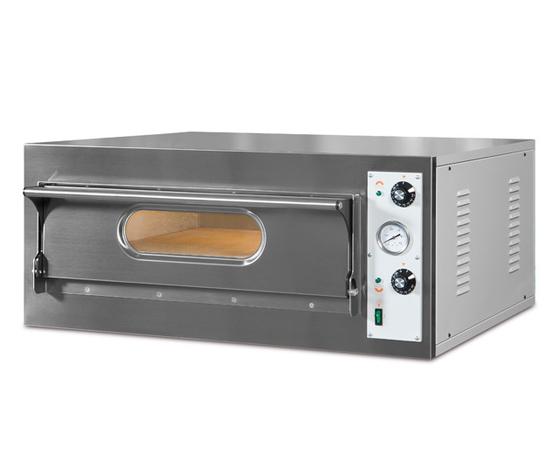 Forno pizza elettrico 9 pizze 1 camera cm 108x108x14h-START 9  BIG