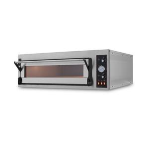 Forno pizza elettrico 1 camera cm 83x124x27h