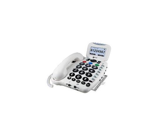 CL-555 - Telefono amplificato +50dB con segreteria telefonica