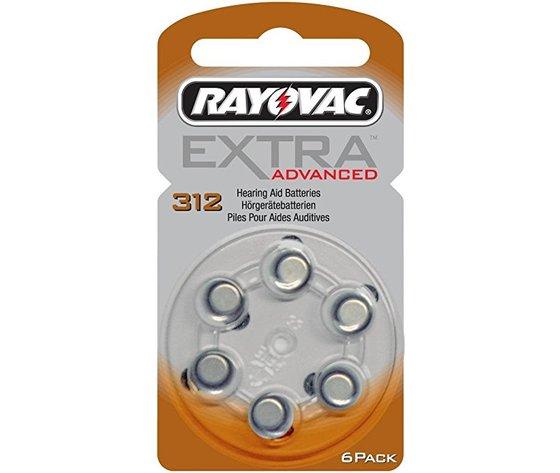 Rayovac Extra Advanced 312