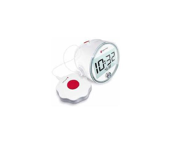 BE1350 - Sveglia digitale completa di dispositivo esterno a vibrazione