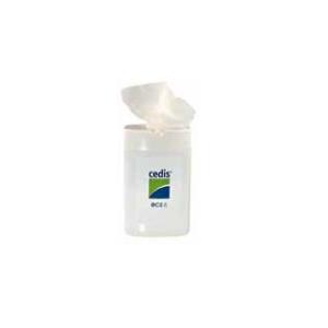 Salviettine umidificate con erogatore 25 pz.