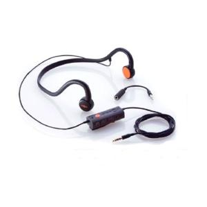 AS321 - Cuffia a conduzione ossea con microfono