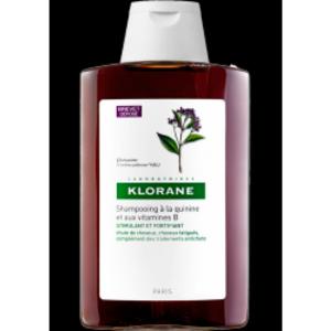 Klorane Capelli Linea Chinina Vitamina B Rinforzante Rigenerante Shampoo 400 ml
