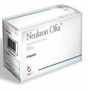 NEUKRON OFTA 10 Flaconcini da 10 ml