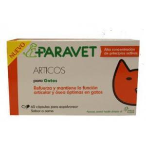 PARAVET ARTICOS GATTI 60CPR