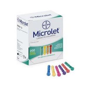 MICROLET LANCETS 25 LANCETTE