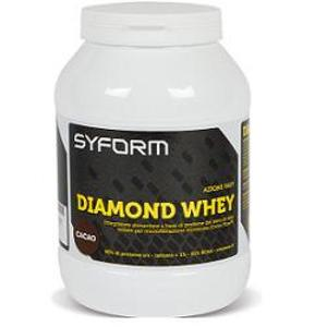 SYFORM DIAMOND WHEY BANANA/VANIGLIA 750
