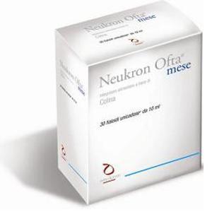 NEUKRON OFTA MESE 30 flaconcini da 10 ml