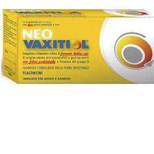 NEOVAXITIOL 12 flaconcini FERMENTI LATTICI