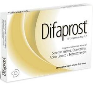 DIFAPROST INTEGRATORE 15 cpr benessere prostata