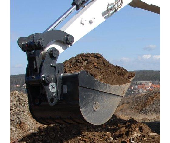 Benna per escavatori