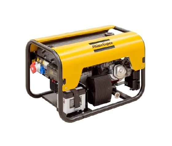 Generatore portatile da 5,3-13,9 kVA