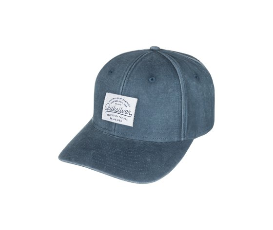 cappellino quiksilver modello plaster navy blazer ONE SIZE