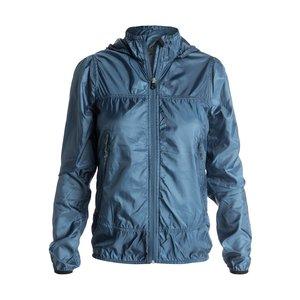 Giacca a vento Donna Roxy Modello Rain Runner ensign blue SIZE M