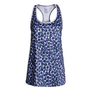 Canotta donna Roxy colore blu modello Cutback SIZE M