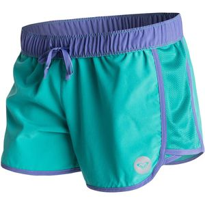 Boardshort donna Roxy modello Line Up Columbia