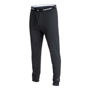 Pantaloni intimo tecnico Uomo Quiksilver Modello Mid Weight Layering Bottom Taglia M