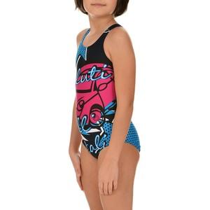 Costume intero bambina Arena Modello Carolina jr fantasia SIZE 10-11