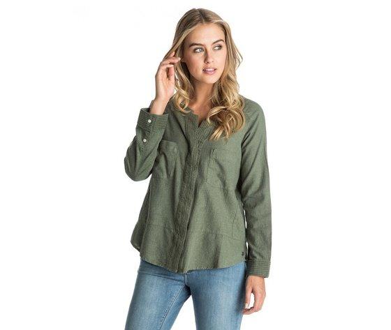 Camicia Donna Roxy COLORE VERDE Taglia M