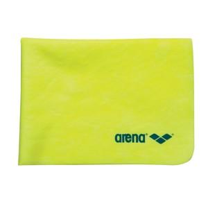 Asciugamano in microfibra Arena Giallo