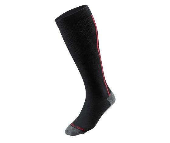 Calza termica Mizuno Breath Thermo Socks Light Ski Unisex Taglia XL Numeri 44/46