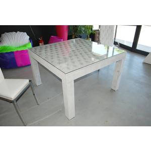 tavolo in velluto