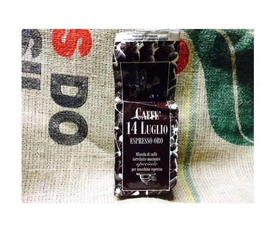12 pezzi da 250g macinato Espresso Oro