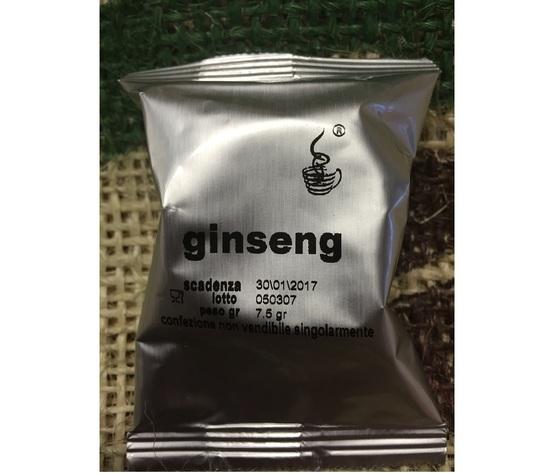 80 (ottanta) Capsule compatibili Nespresso al Ginseng
