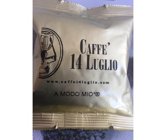 "100 (Cento) Capsule Caffè  ""A Modo Mio"""