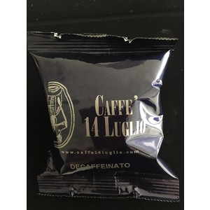 100 (Cento) Capsule compatibile Lavazza Point Decaffeinato