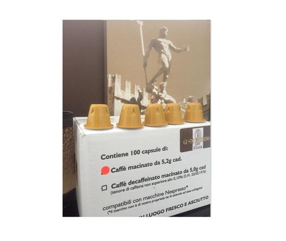 OFFERTA 200 (Duecento) Capsule Compatibili Nespresso - Morbido - NUOVA CONFEZIONE