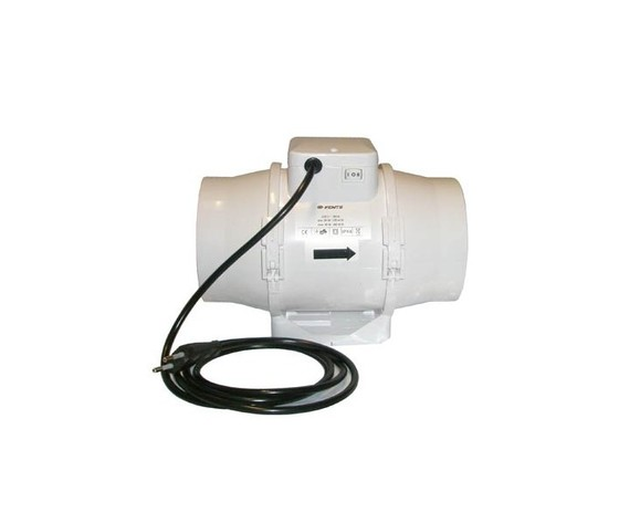 TT150 BI-POTENZA CABLATI CON INTERRUTTORE 405 - 520 MC/H VENTS