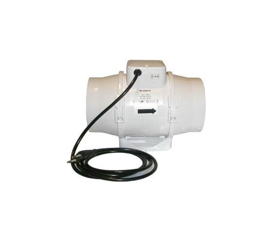 TT PRO100 BI-POTENZA 162/210 MC/H CABLATI CON INTERRUTTORE VENTS