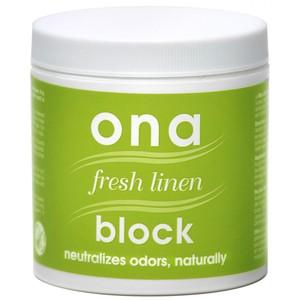 ONA BLOCK FRESH LINEN ELIMINA ODORI 170GR