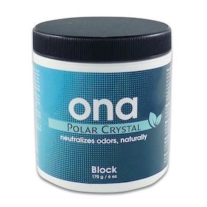 ONA BLOCK POLAR CRYSTAL ELIMINA ODORI 170GR