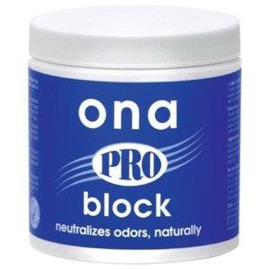 ONA BLOCK PRO ELIMINA ODORI NEUTRO 170GR