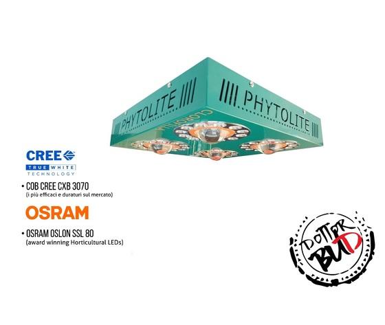 PHYTOLITE CLOROFILLA PRO GX 330W  CREE LED CXB 3070 + OSRAM OSLON SSL 80