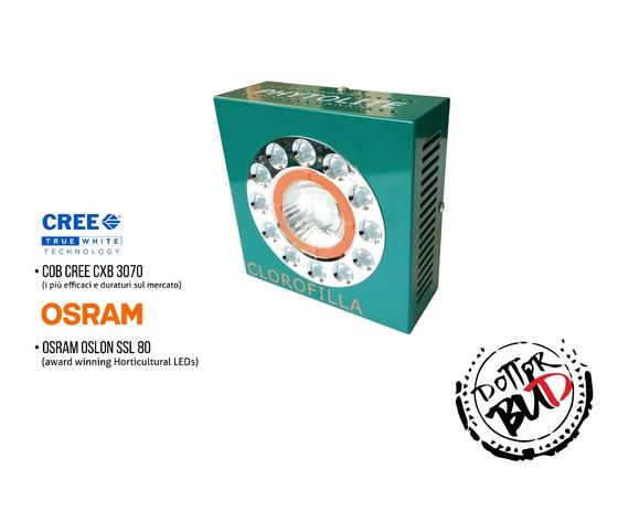 PHYTOLITE CLOROFILLA PRO GX 80W CREE LED CXB 3070 + OSRAM OSLON SSL 80