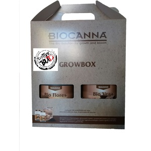 BIOCANNA GROWBOX KIT
