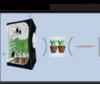 Dr90 secret jardin 90x90x185 dottor bud  growshop milano grow box 2
