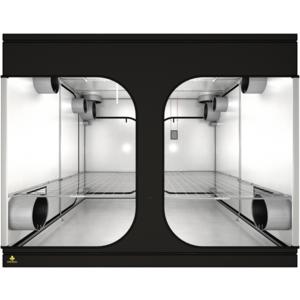 DR300 3.0 DARK ROOM 300X300X235 SECRET JARDINGROW BOX  CON SPACE BOOSTER AD ALTEZZA MAGGIORATA