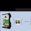 Dr 150x150x235 grow box  growshop secret jardin spacebooster