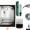 Growbox 120x60x170 hps ventilatore