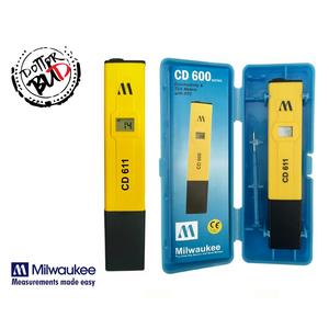 Milwaukee EC CD611 Misuratore Tester di Conducibilità