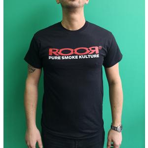 ROOR T-SHIRT NERA