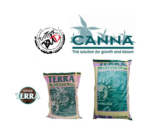 CANNA TERRA PROFESSIONAL 25L- 50L